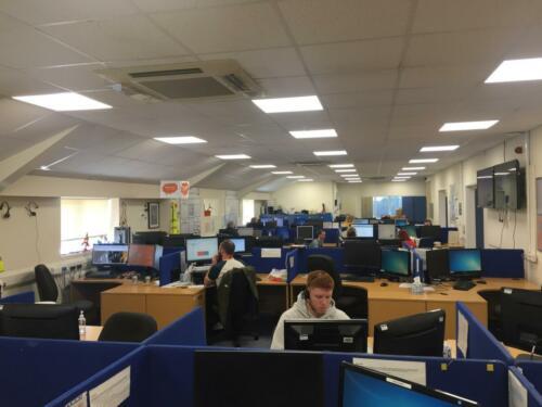 New Milton Monitoring Centre